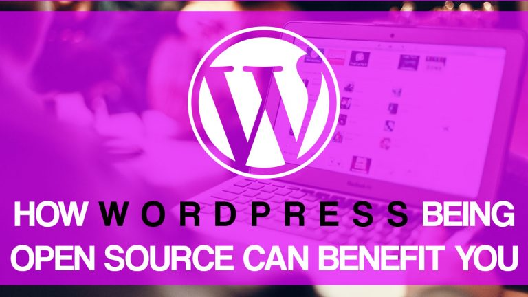 How WordPress Being Open Source Can Benefit You