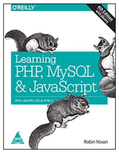 Learning PHP MySQL JavaScript & CSS HTML 5