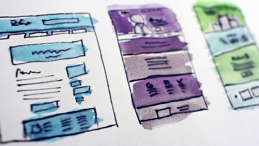 Start creating content for your business website