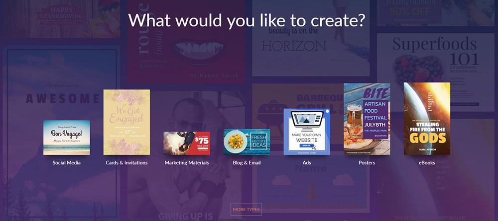 Design Wizard - Create impressive videos and image designs.