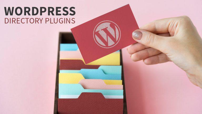 Best Free Directory Plugins For Your WordPress Website