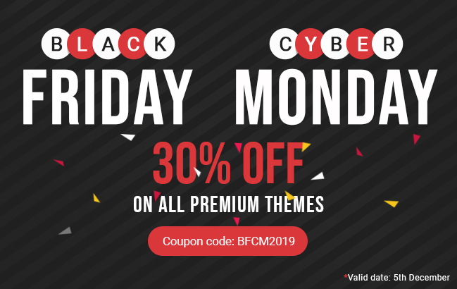 AccessPress Themes Black Friday Discount Coupon