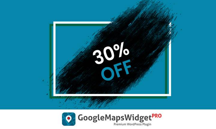 Google Maps Widget PRO