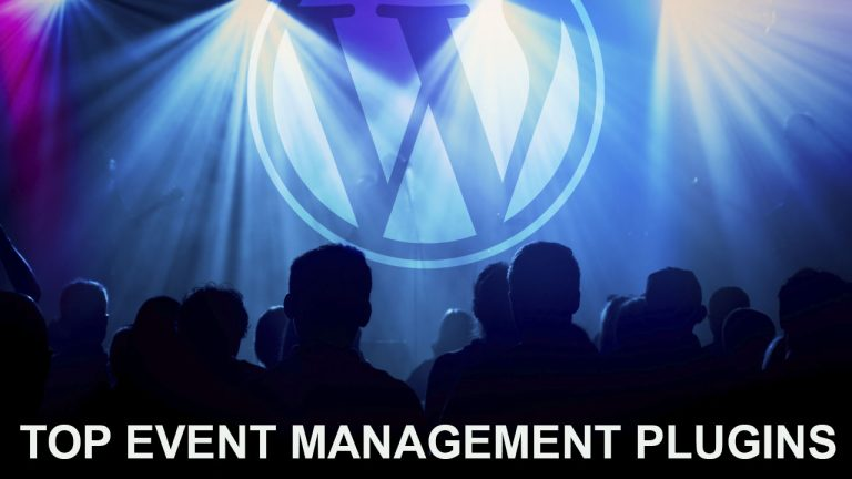 Top 5 Event Management Plugins