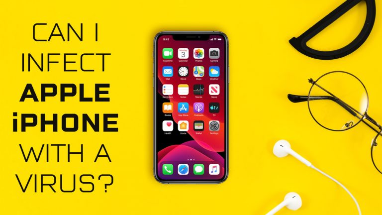 Can I Infect Apple iPhone With a Virus