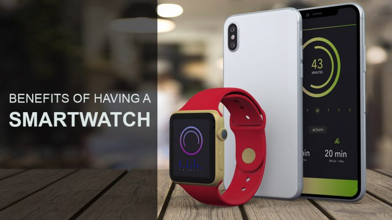 10 Awesome Benefits of Having a Smartwatch