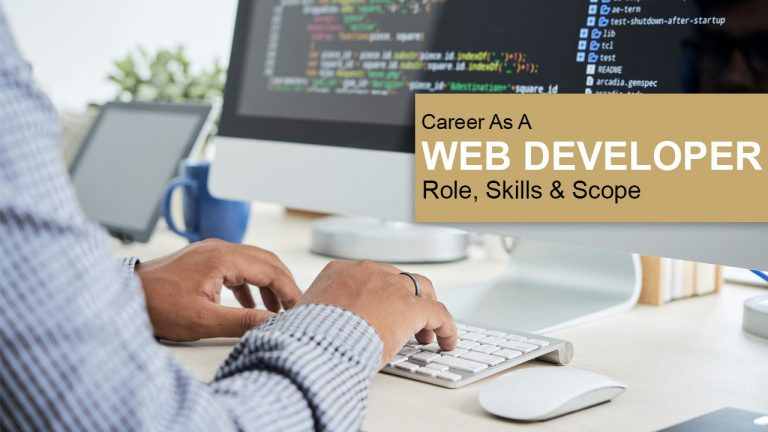 Career As A Web Developer