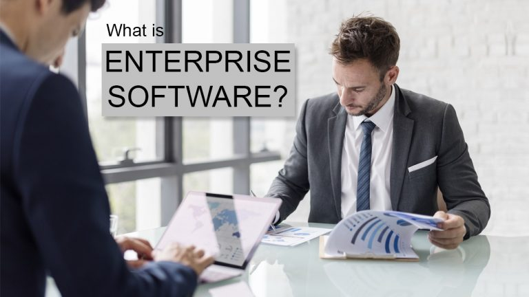 What Is Enterprise Software
