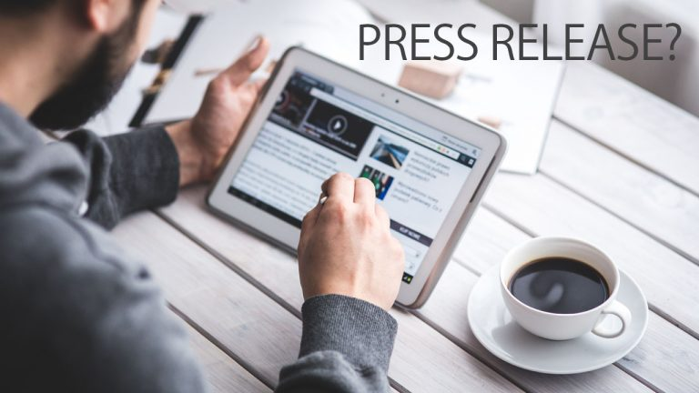 WordPress Businesses Should Send Out Press Releases