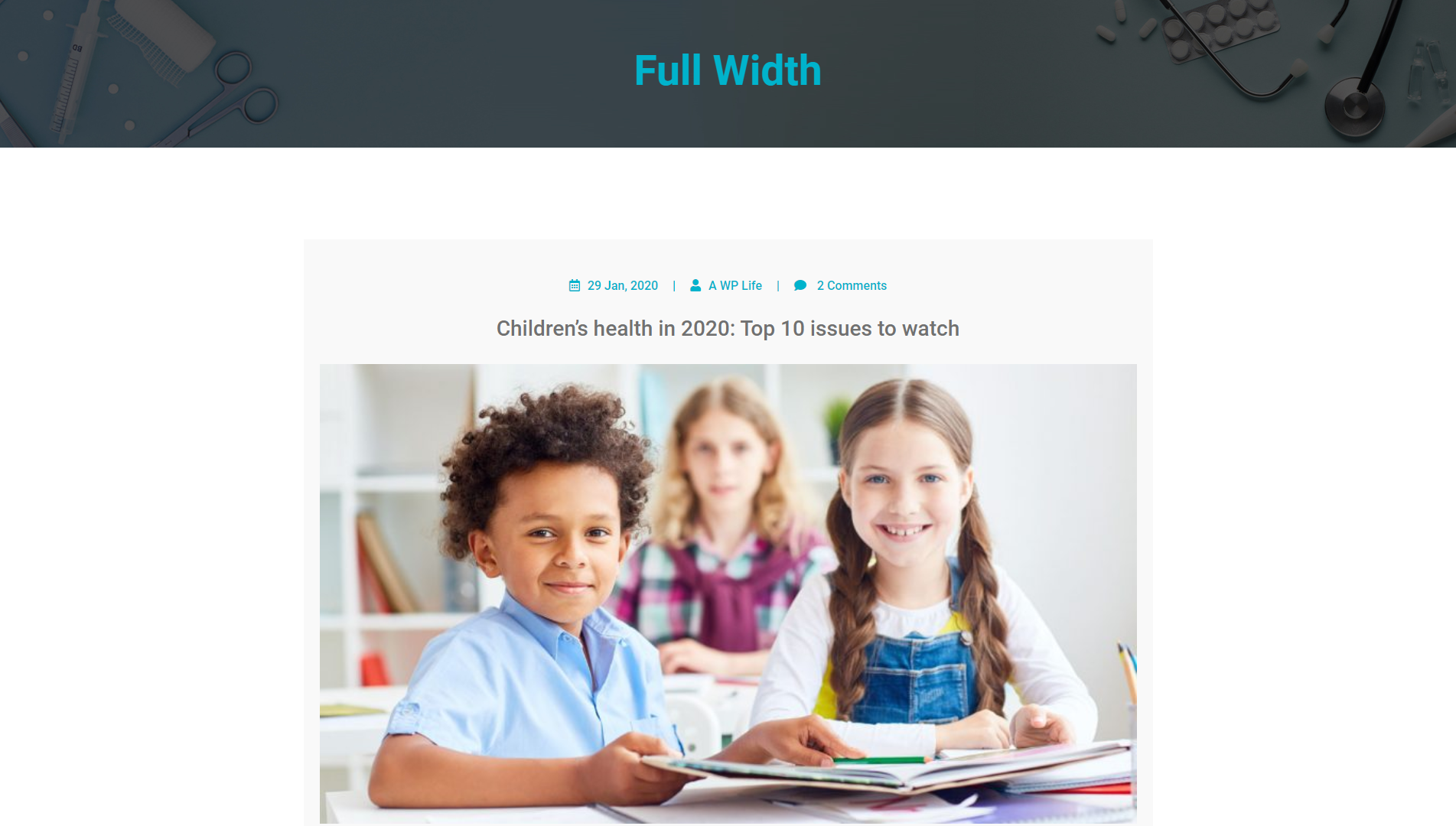 Full Width - MediHealth Premium