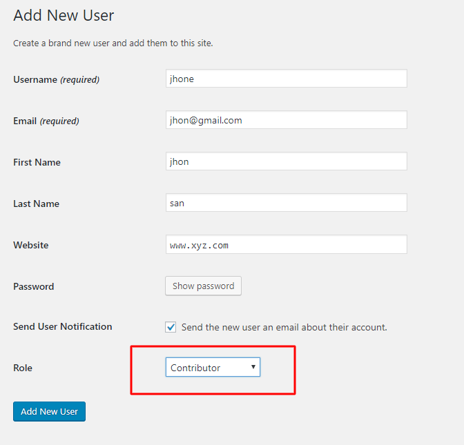 Set Up Guest Bloggers on WordPress