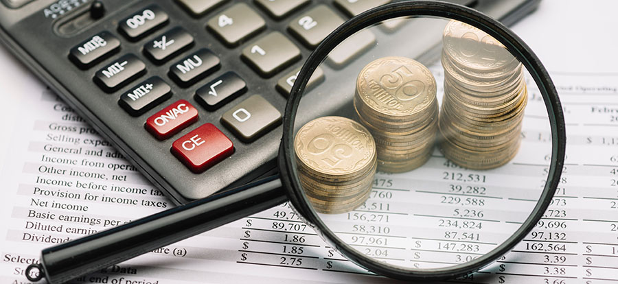 Track Your Expenditure