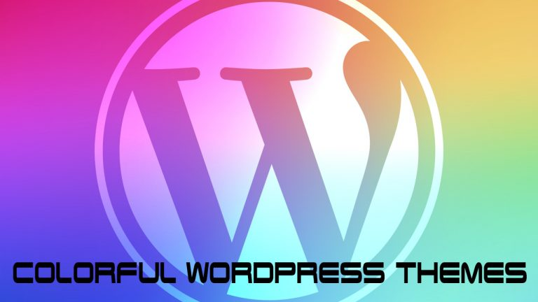 Best Colorful WordPress Themes For Your Website