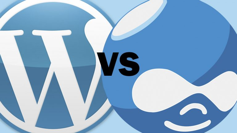 WordPress vs Drupal Explaining The Differences