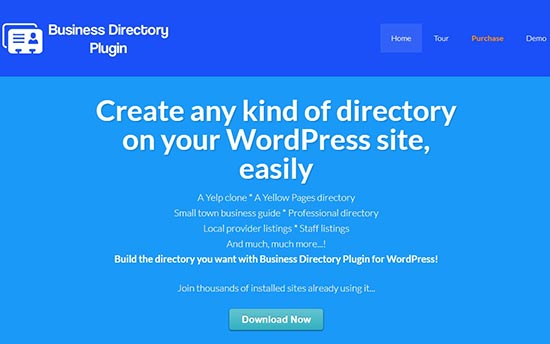 Business Directory Plugin