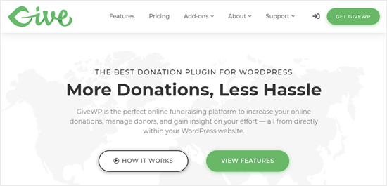 Give Wp Authorize.Net WordPress Plugins