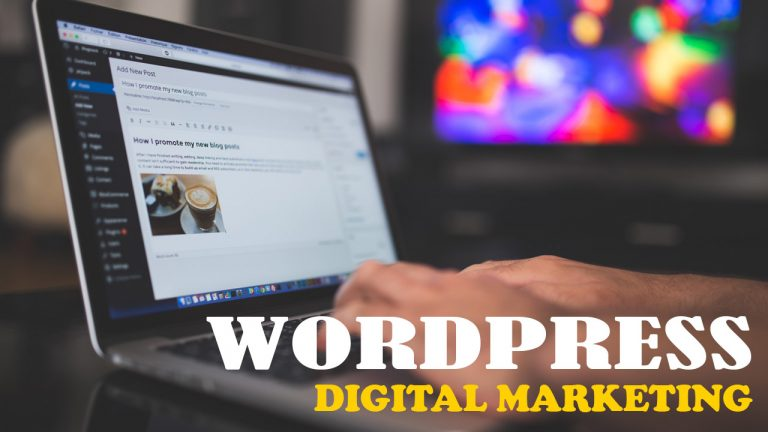 WordPress And Digital Marketing
