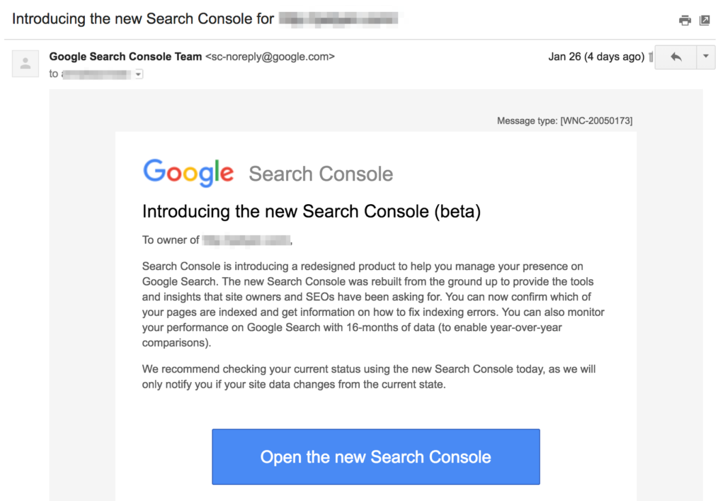 Set Email Alerts