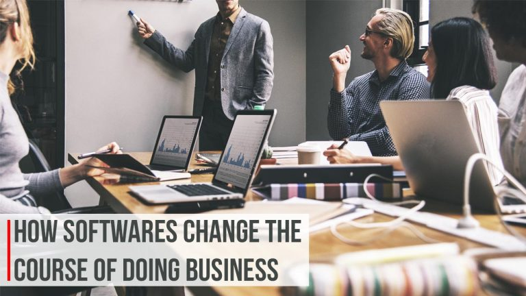 How Software Change The Course Of Doing Business