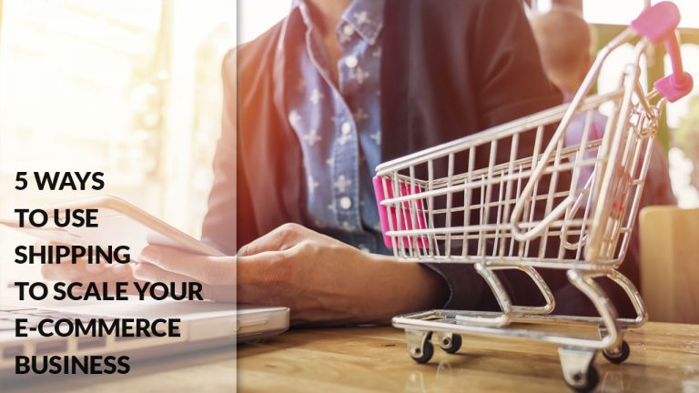 WordPress Ecommerce: 5 Ways to Use Shipping to Scale Your E-commerce Business
