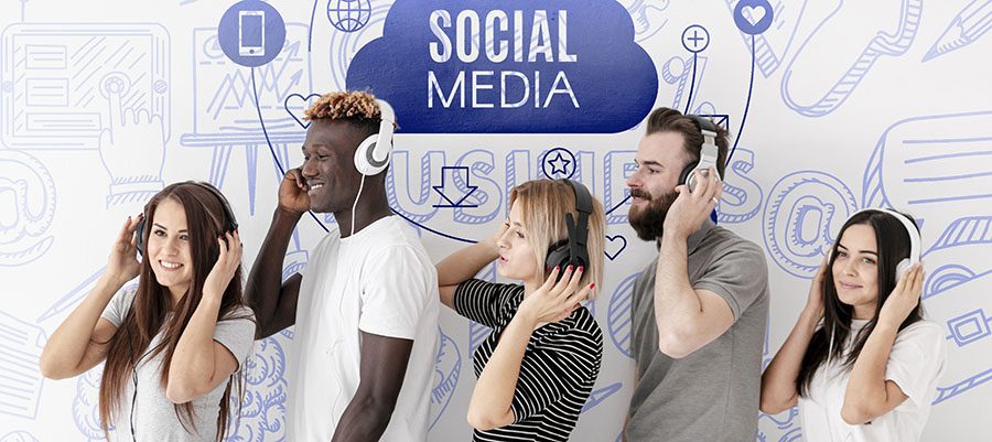 Give importance to social media listening