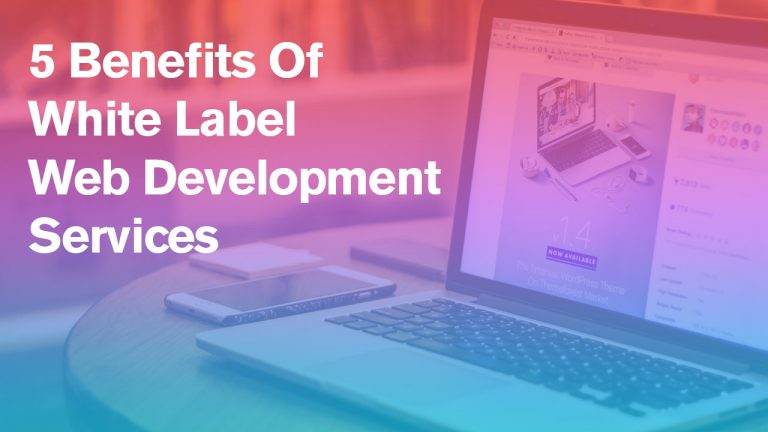 5 Benefits Of White Label Web Development Services