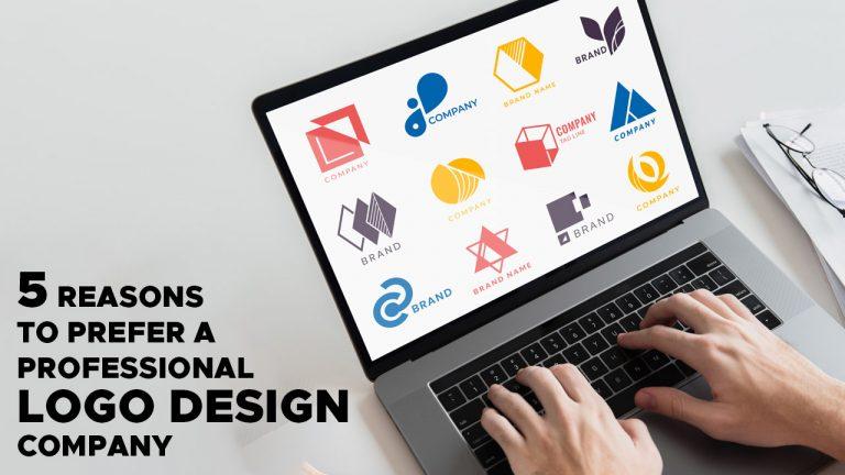 5 Reasons to Prefer a Professional Logo Design Company