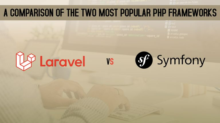 A comparison of the two most popular PHP frameworks