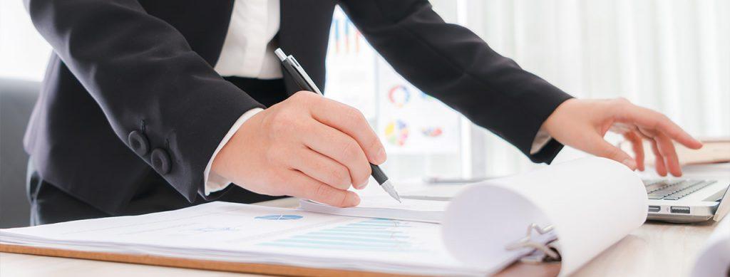 Create a checklist for each case