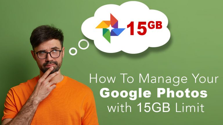 How To Manage Your Google Photos