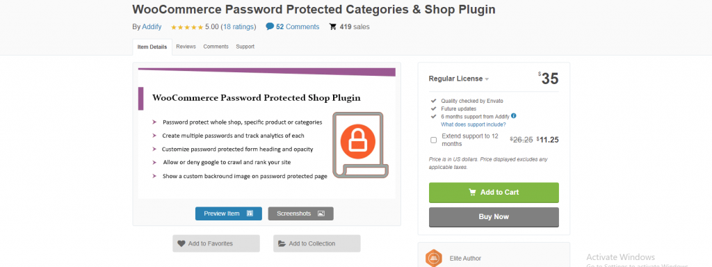 Password Protection for WooCommerce