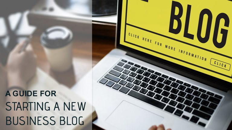 Here Is A guide For Starting A New Business Blog