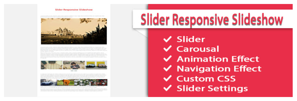 Slider Responsive Slideshow